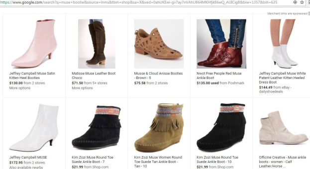 muse boots