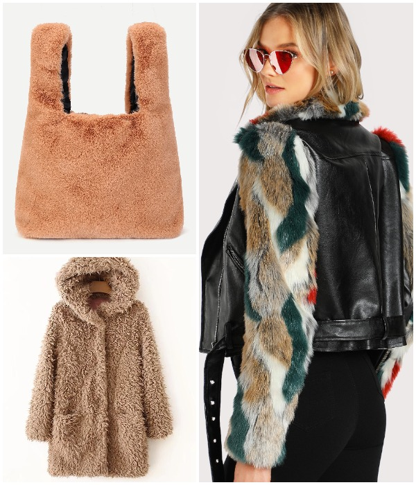 fur collage